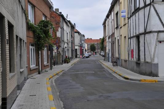 In de Victor Frisstraat is 'de sympathieke stad Gent' soms ver te zoeken, zeker voor homo's.