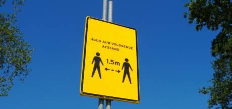 Tijd van waarschuwen is voorbij: wie coronaregel overtreedt, krijgt meteen een boete in Zuidoost-Brabant