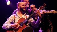 Bornemse gitaartrio Los del Tré treedt op in Gordes