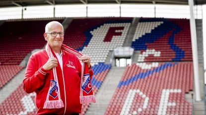 Primeur in profvoetbal: club uit Eredivisie versterkt zich met… een weerman