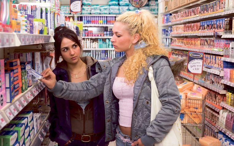 Maryam Hassouni in Dunya en Desi. Beeld