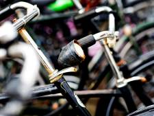 Delftenaar Herman Weyers is lapmiddelen in strijd tegen fietsenoverlast beu