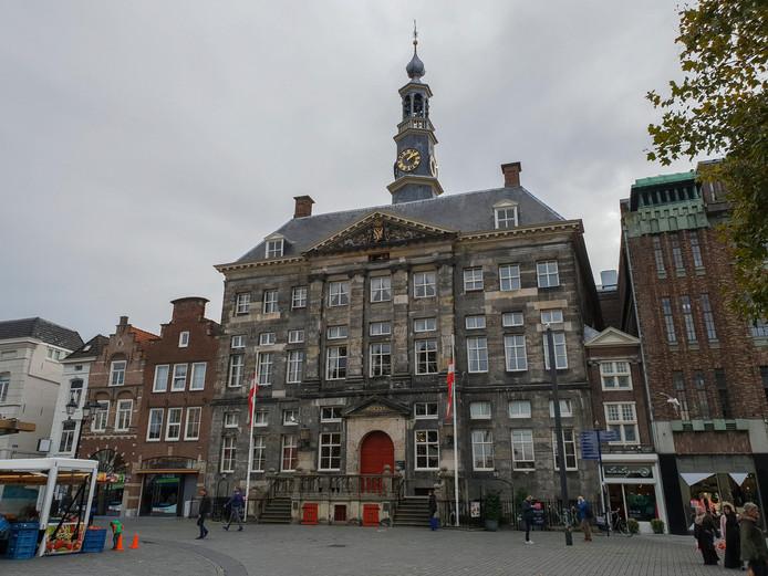 Voor het Bossche stadhuis komt een babbelbox te staan.
