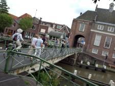 Montfoort wil meer toeristen trekken, maar hoeveel er nu jaarlijks het stadje bezoeken is onduidelijk