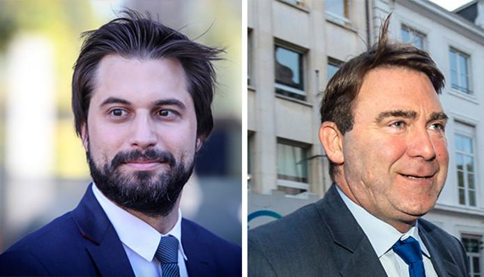 Denis Ducarme a refusé de débattre avec Georges-Louis Bouchez ce matin sur La Première.