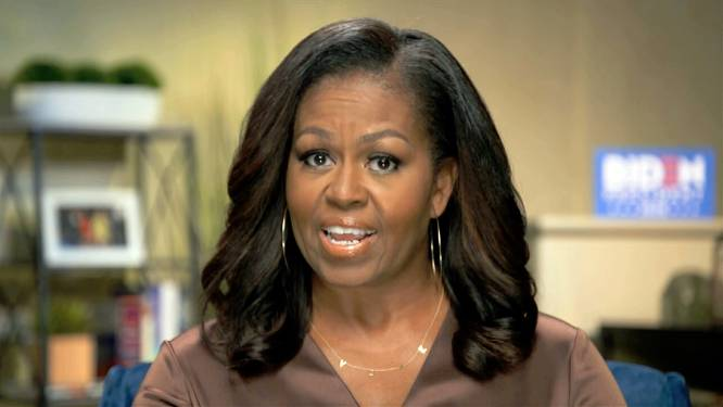 Slaat Michelle Obama een gat in de presidentsrace?