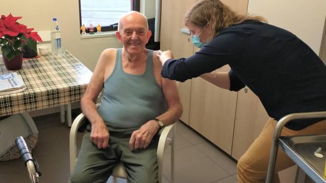 """Bewoners De Boomgaard krijgen hun vaccin: """"Gelukkig bleven we tot nu gespaard van het virus"""""""