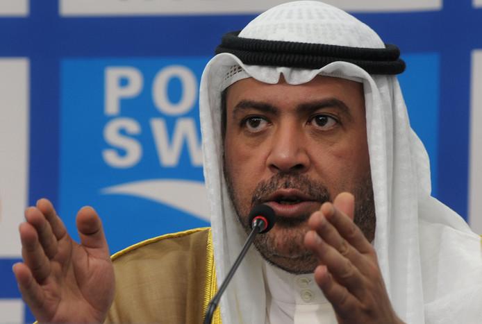 Ahmad Al-Fahad Al-Sabah.