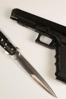Tilburger aangehouden voor wapenbezit