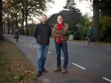 Fietsstraat Grintweg Wageningen strop voor ondernemers