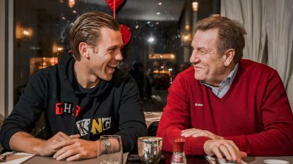 """Topfavoriet Ruud Vormer bij Johan Boskamp: """"Neen, ik ben geen wow-voetballer. En dan? We zijn niet allemaal Izquierdo, hé"""""""