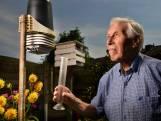 Johan (85) houdt al sinds de jaren '50 elke dag het weer bij