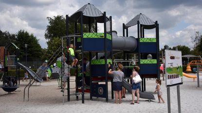 Speeltuin Stadspark in nieuw jasje gestoken