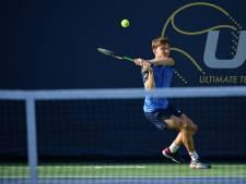David Goffin laisse planer le doute sur sa participation à l'US Open