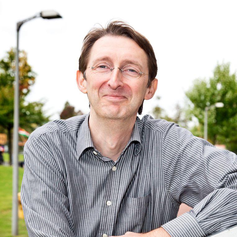 Hoogleraar nanofotonica Kobus Kuipers Beeld