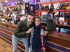 De Graafschap nodigt op Wembley geweigerde Guus (10) uit voor duel met PSV