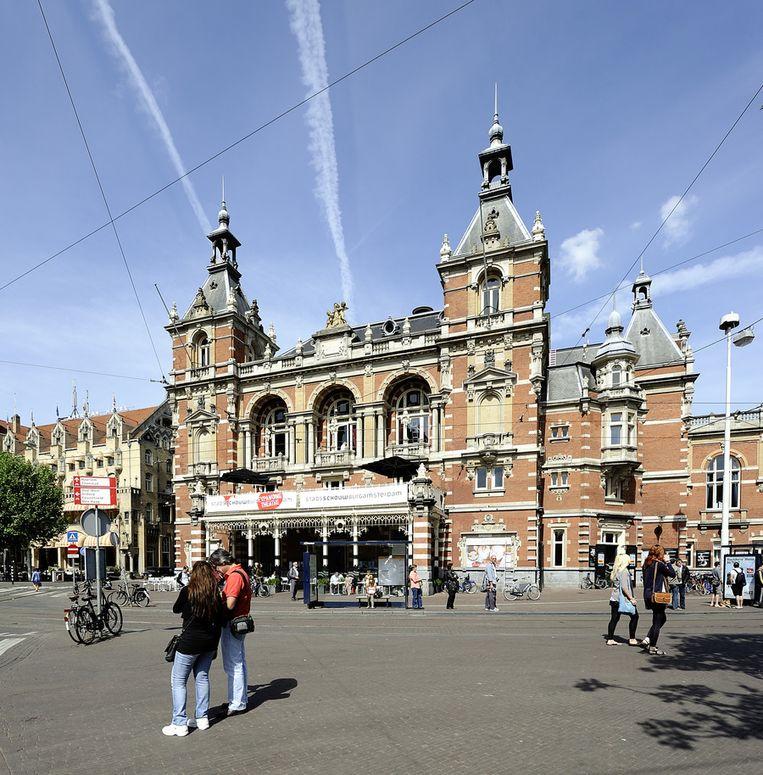Stadsschouwburg in Amsterdam. © ANP Beeld