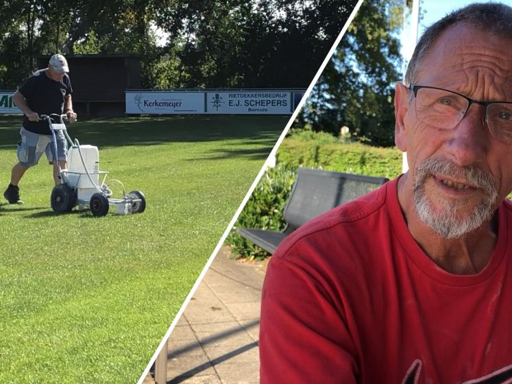 'De grasmat van EGVV moet er bijliggen zoals in De Kuip'