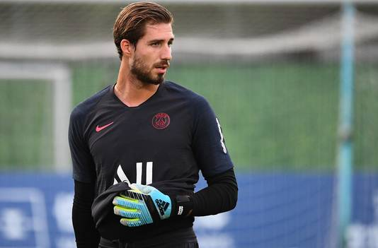 Kevin Trapp.