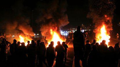 Blokkades tegen te hoge brandstofprijzen in Frankrijk houden aan, 13.000 'gele hesjes' op de been