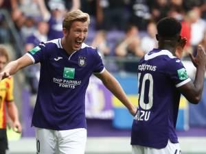 Anderlecht cherche encore le chemin des filets