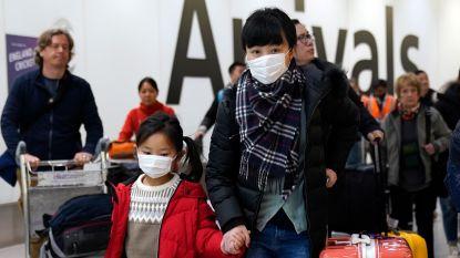 Luchthavens wereldwijd nemen maatregelen tegen coronavirus