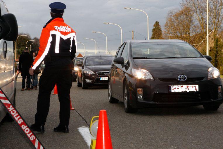 De politiezone Demerdal heeft deze maand bij controles op diverse locaties al 24 bestuurders uit het verkeer geplukt die onder invloed reden.