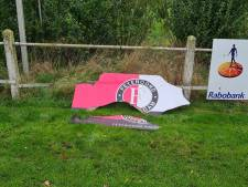 Vandalen slaan toe bij voetbalvereniging, schade loopt in duizenden euro's: 'Dit is dramatisch'