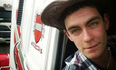 Truckchauffeur Mo Robinson.