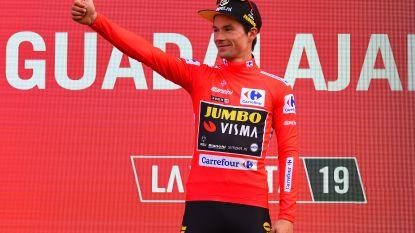 Vuelta-start in Nederland definitief van de baan