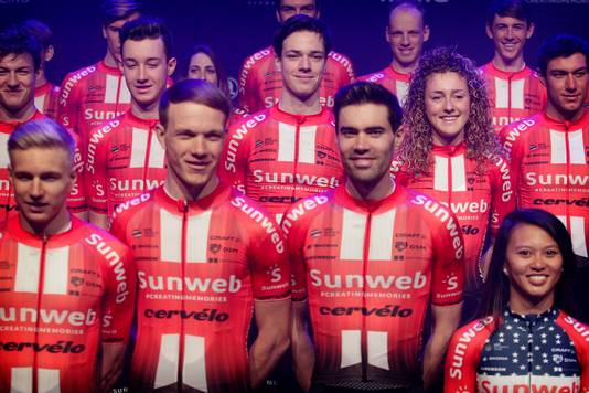 Team Sunweb 2019.