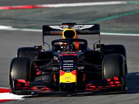 LIVE | Verstappen noteert vierde tijd, Vettel op dreef