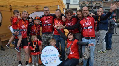 'Help is on the way' serveert spaghetti voor vijfde deelname aan 1.000 km