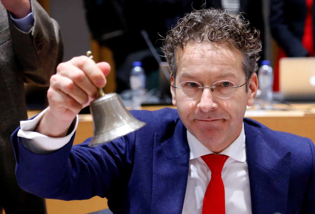 Voormalig minister van Financiën Jeroen Dijsselbloem maakt kans op het leiderschap van het Internationaal Monetair Fonds (IMF).