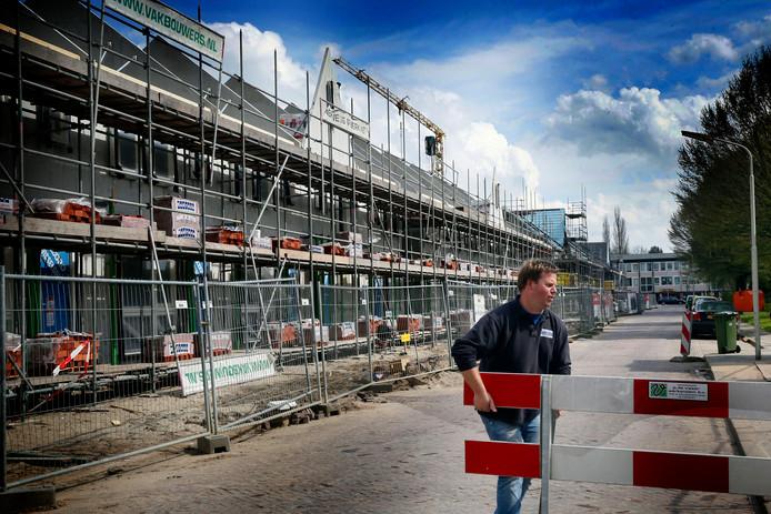 2016: De bouw van huizen in de Lingewijk in Gorinchem. Foto ter illustratie.