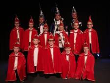 Bas van Meurs jeugdprins in Rosmalen