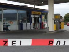 Plofkraak bij tankstation in Vreden, daders slaan op de vlucht