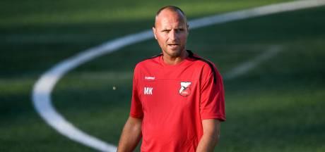 Marcel Koning stopt aan het einde van het seizoen als trainer van HBS