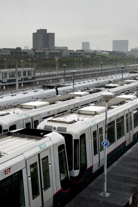 Zelfrijdende metro's komen steeds dichterbij