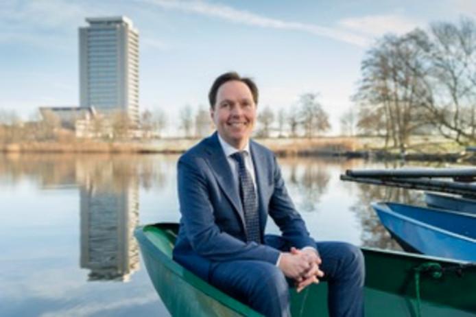 Statenlid Marco van der Wel van de Partij voor de Dieren.