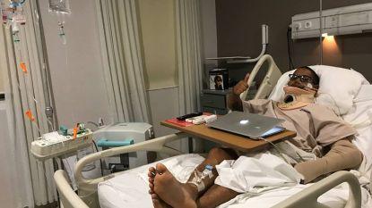 Hoe een noodoproep op Facebook en een internationale vriendenkring het leven van Mikey en Stacey heeft gered na een ongeluk op Bali