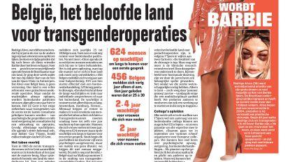 België, het beloofde land voor transgenderoperaties