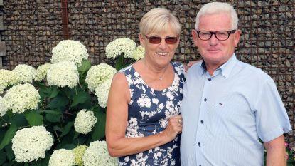 Maria Bellens en Pol Verreydt vieren hun 50ste huwelijksverjaardag