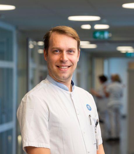 Bart (37) is IC-manager in het UMC Utrecht: 'De zorg voor corona-patiënten is emotioneel zwaar, je voelt je machteloos'