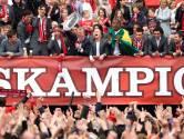Fotoserie: de huldiging van landskampioen FC Twente in 2010