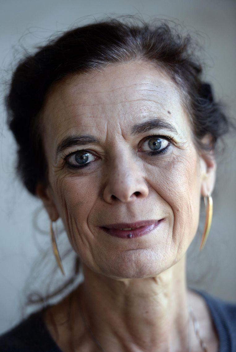 Louise Fresco. Beeld null