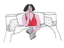 Na vijftien jaar single zijn wil Jelte een vaste relatie, maar saai en gezellig is niet genoeg