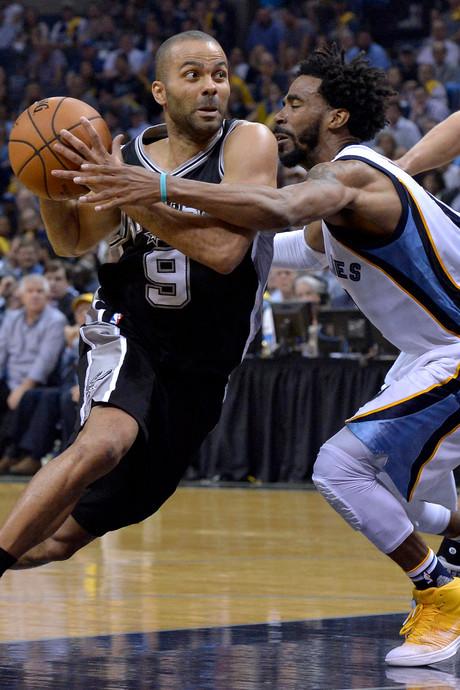 San Antonio Spurs naar volgende ronde play-offs