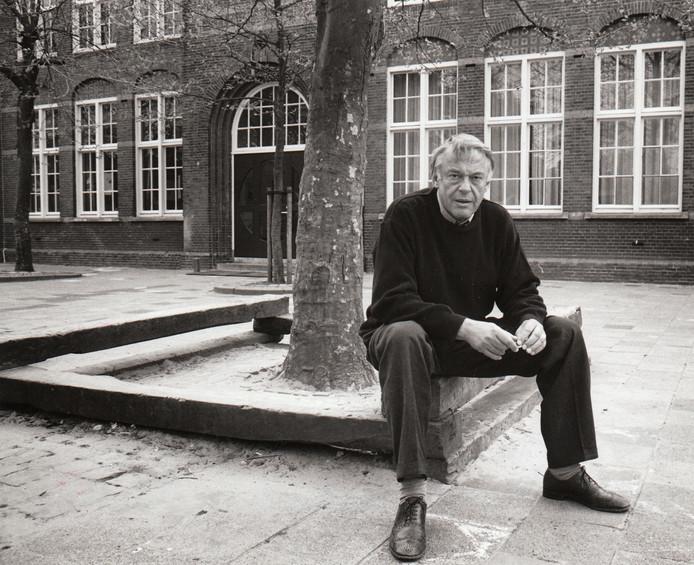 1991: Hans van Mierlo, Laurentiusschool Breda.