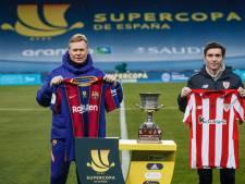 De Supercopa de España: niet zomaar een finale voor Barça, Koeman en De Jong